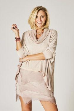 Mohair/silk Dress