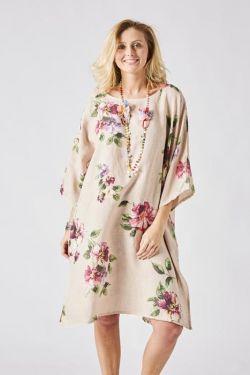 Loose flowers Dress