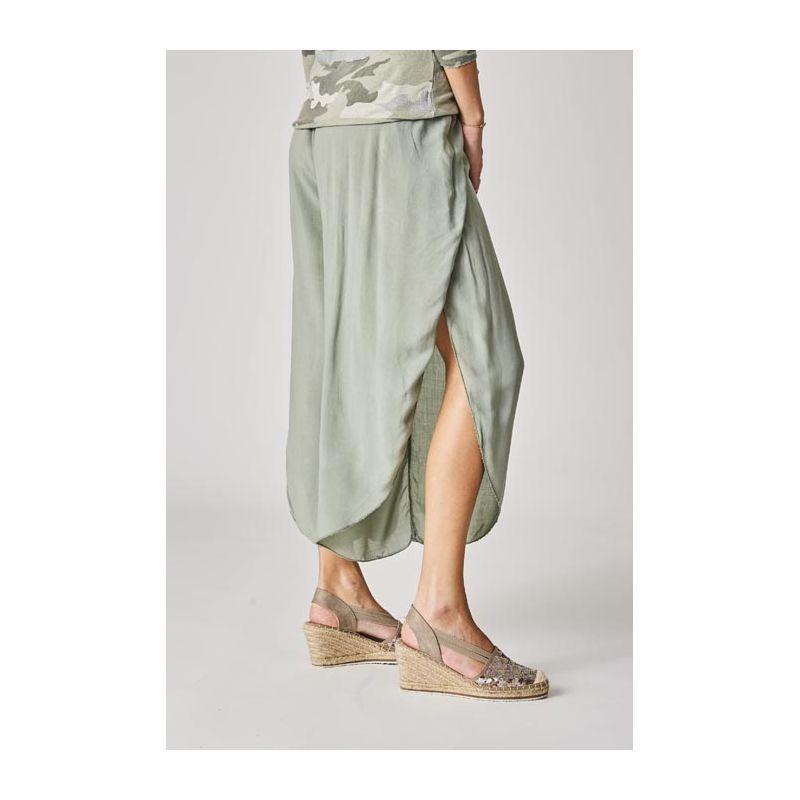 Crop Pants open side
