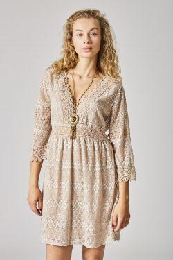 Laura H- Lace dress