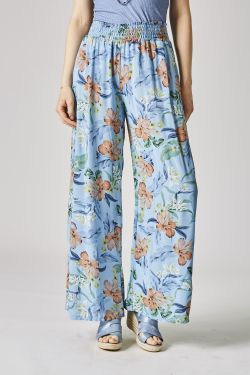 Flowers printed Pants
