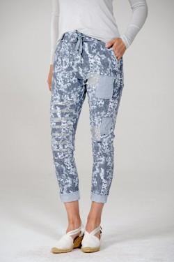 Camo Jegging Pants sequins...