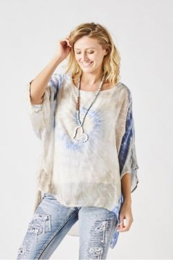 Special T/D silk Blouse