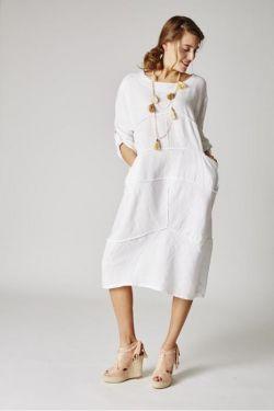 Colette maxi dress plus